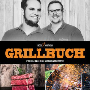 Grillbuch SizzleBrothers