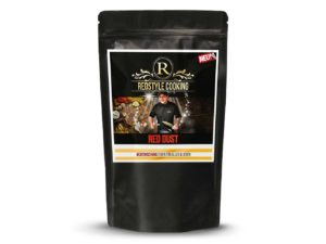 Red-Dust BBQ Rub