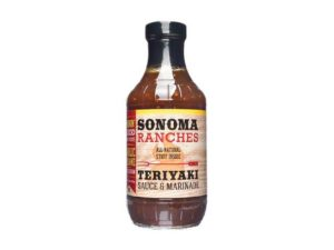 Sonoma Ranchers Teriyaki Sauce