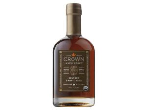 CROWN MAPLE: BOURBON BARREL AGED AHORNSIRUP - LIMITED EDITION