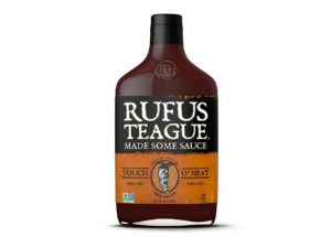 Touch O'Heat Sauce von Rufus Teague