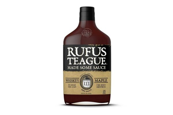Whiskey Maple Sauce von Rufus Teague