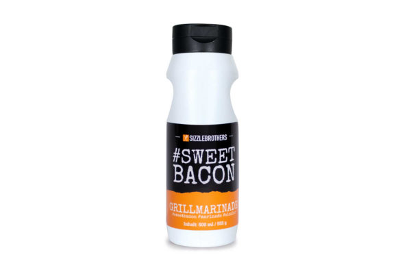 Grillmarinade Sweet Bacon