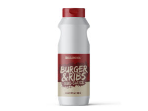 Burger and Ribs BBQ-Sauce der SizzleBrothers