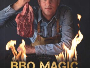 Grillbuch BBQ Magic von Pitmaster X