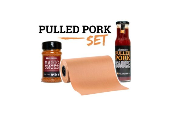 Pulled Pork Set