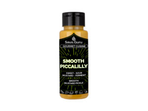 Saus Guru Smooth Piccalilly